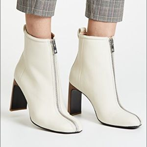 NIB Rag and Bone Ellis Zip Bootie Boot 8 $650